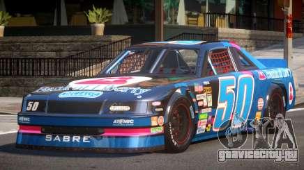 Declasse Hotring Sabre L6 для GTA 4