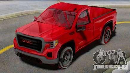 GMC Sierra 2020 для GTA San Andreas