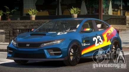 Dinka Sugoi L5 для GTA 4