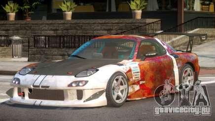 Mazda RX7 CPS PJ7 для GTA 4