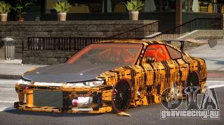 Nissan Silvia S15 RTS PJ5 для GTA 4