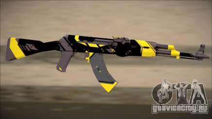PROJECT ASIIMOV II (yellow) для GTA San Andreas