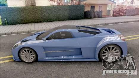Chrysler ME-412 Concept для GTA San Andreas