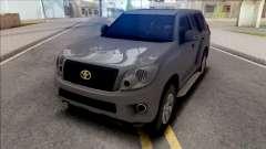 Toyota Land Cruiser Prado Grey