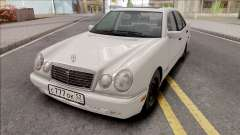 Mercedes-Benz E420 W210 Drift Gruz для GTA San Andreas
