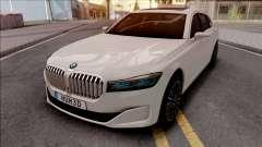 BMW M750Li G12 2019
