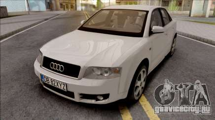 Audi A4 B6 2004 Romania для GTA San Andreas