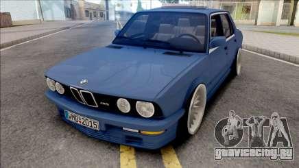 BMW M5 E28 Stance для GTA San Andreas
