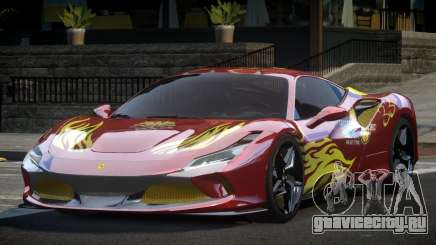 Ferrari F8 Tributo BS L9 для GTA 4