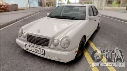 Mercedes-Benz E420 W210 Drift Gruz для GTA San Andreas