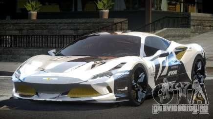 Ferrari F8 Tributo BS L7 для GTA 4