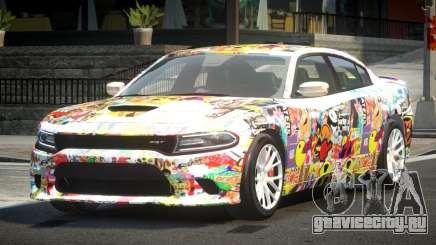 Dodge Charger BS Drift L6 для GTA 4