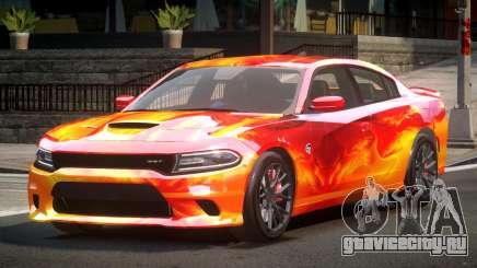 Dodge Charger BS Drift L8 для GTA 4