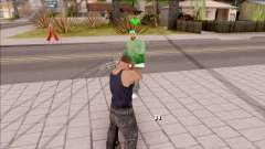 Rearm Peds and Give Weapons для GTA San Andreas