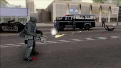 Ballistic Armour Mod Updated для GTA San Andreas