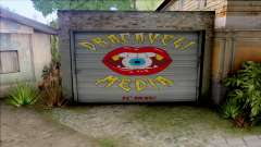 Yung Drac Ganton Garage Mod для GTA San Andreas