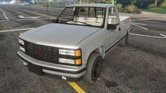 Chevrolet Silverado 454 SS 1990 для GTA 5