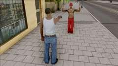 Mugging Mod v3 для GTA San Andreas