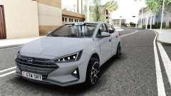 2019 Hyundai Elantra Exclusive для GTA San Andreas