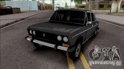 ВАЗ 2106 ReaL Style для GTA San Andreas
