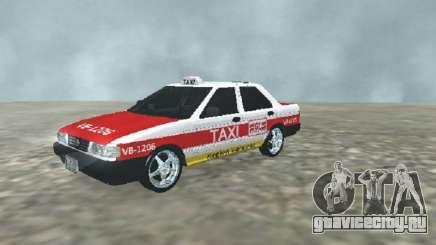 Nissan Tsuru Taxi Veracruz для GTA San Andreas