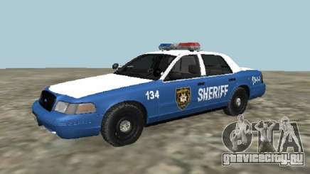 Ford Crown Victoria 2001 from The Walking Dead для GTA San Andreas