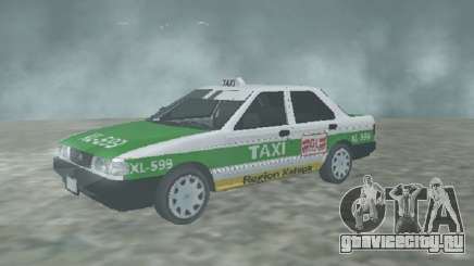 Nissan Tsuru Taxi Xalapa для GTA San Andreas