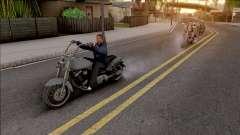 Convoy Bikers для GTA San Andreas