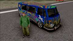 All Special Vehicle Spawnable для GTA San Andreas