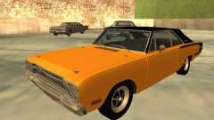 Dodge Charger RT 1971 brasileiro для GTA San Andreas