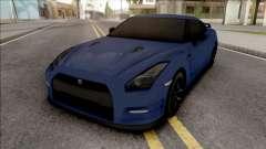 Nissan GT-R R35 2016
