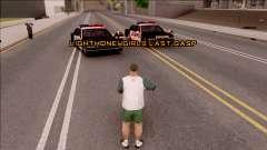 Last Gasp v2 для GTA San Andreas