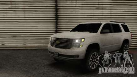 Chevrolet Tahoe 15 ImVehFT для GTA San Andreas