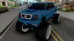 Cavalcade FXT Lifted Truck