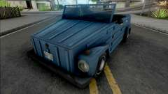 Volkswagen 181 Thing (Safari)