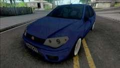 Fiat Albea Turkish для GTA San Andreas