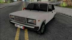 ВАЗ 2107 Kortec Style Azelow