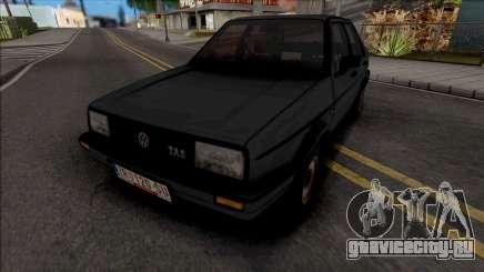 Volkswagen Jetta Mk2 TAS JX для GTA San Andreas