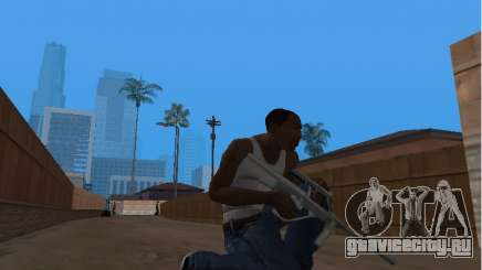 Steyr Aug GTA VC Beta Fixed для GTA San Andreas