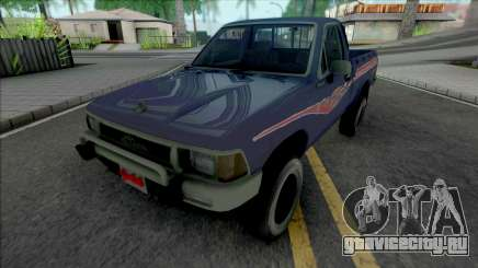 Toyota Hilux 2700 для GTA San Andreas