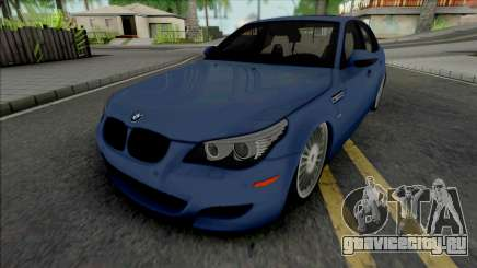 BMW M5 E60 Competition для GTA San Andreas