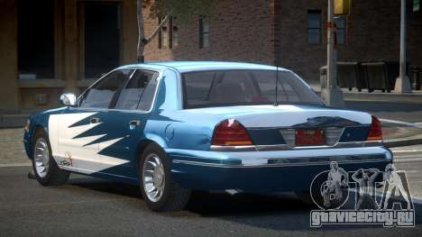 Ford Crown Victoria 90S L6 для GTA 4