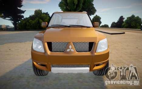 Mitsubishi Pajero TR4 для GTA San Andreas