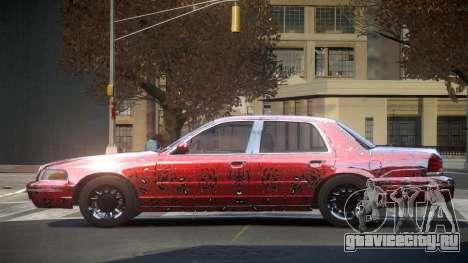 Ford Crown Victoria 90S L3 для GTA 4