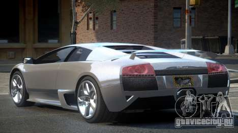 Lamborghini Murcielago GST-R для GTA 4