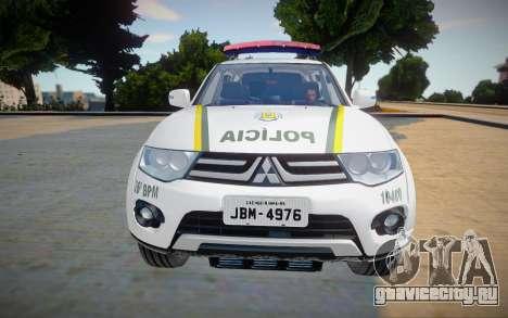 Mitsubishi Pajero BM для GTA San Andreas