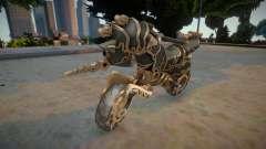 Master Cycle Zero для GTA San Andreas