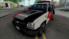Chevrolet Blazer Advantage 2009 PMESP для GTA San Andreas