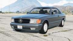 Mercedes-Benz 560 SEC (C126) 1986〡add-on для GTA 5