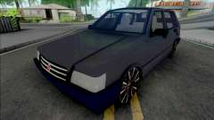 Fiat Uno Mille 1.6 для GTA San Andreas